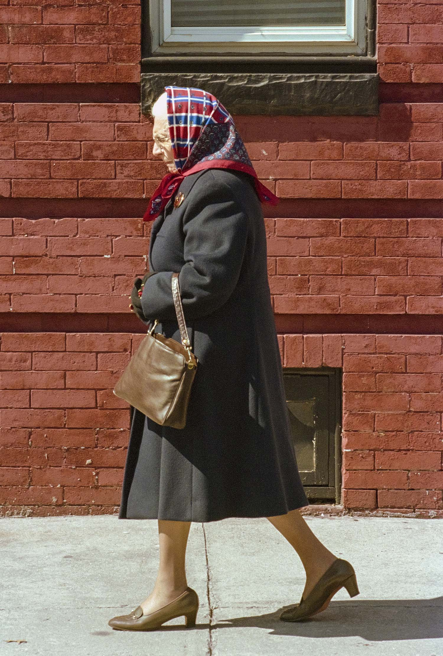 Maria Sofia, Heading Home After Mass