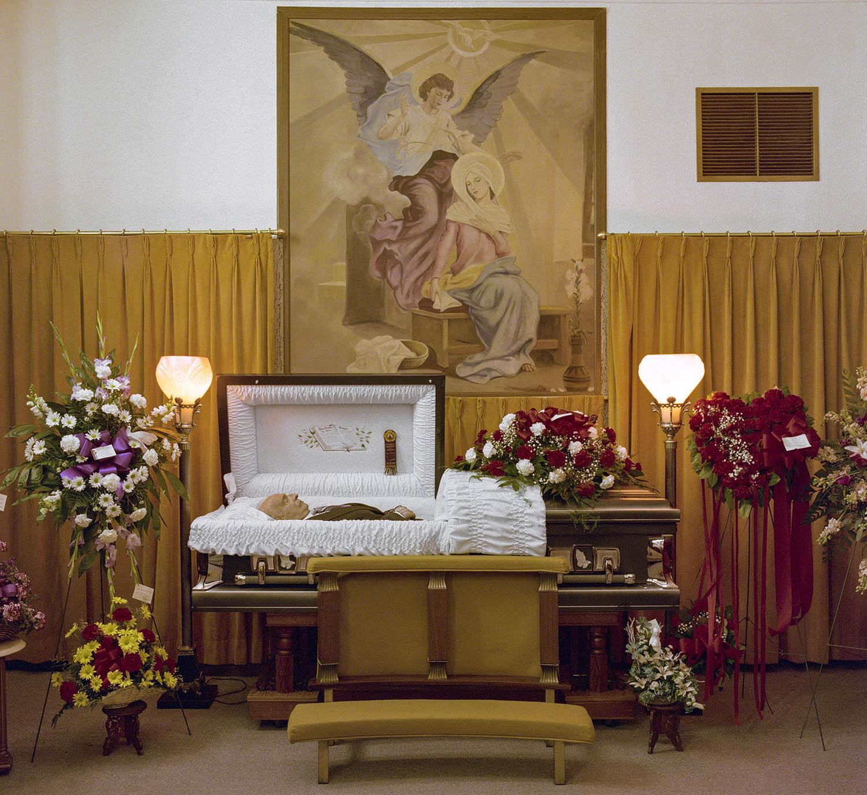 Amadeo Gabriele, Della Noce Funeral Home