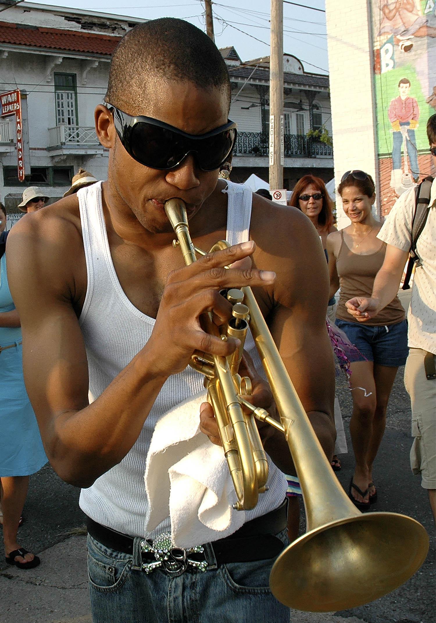Trombone Shorty, NOLA