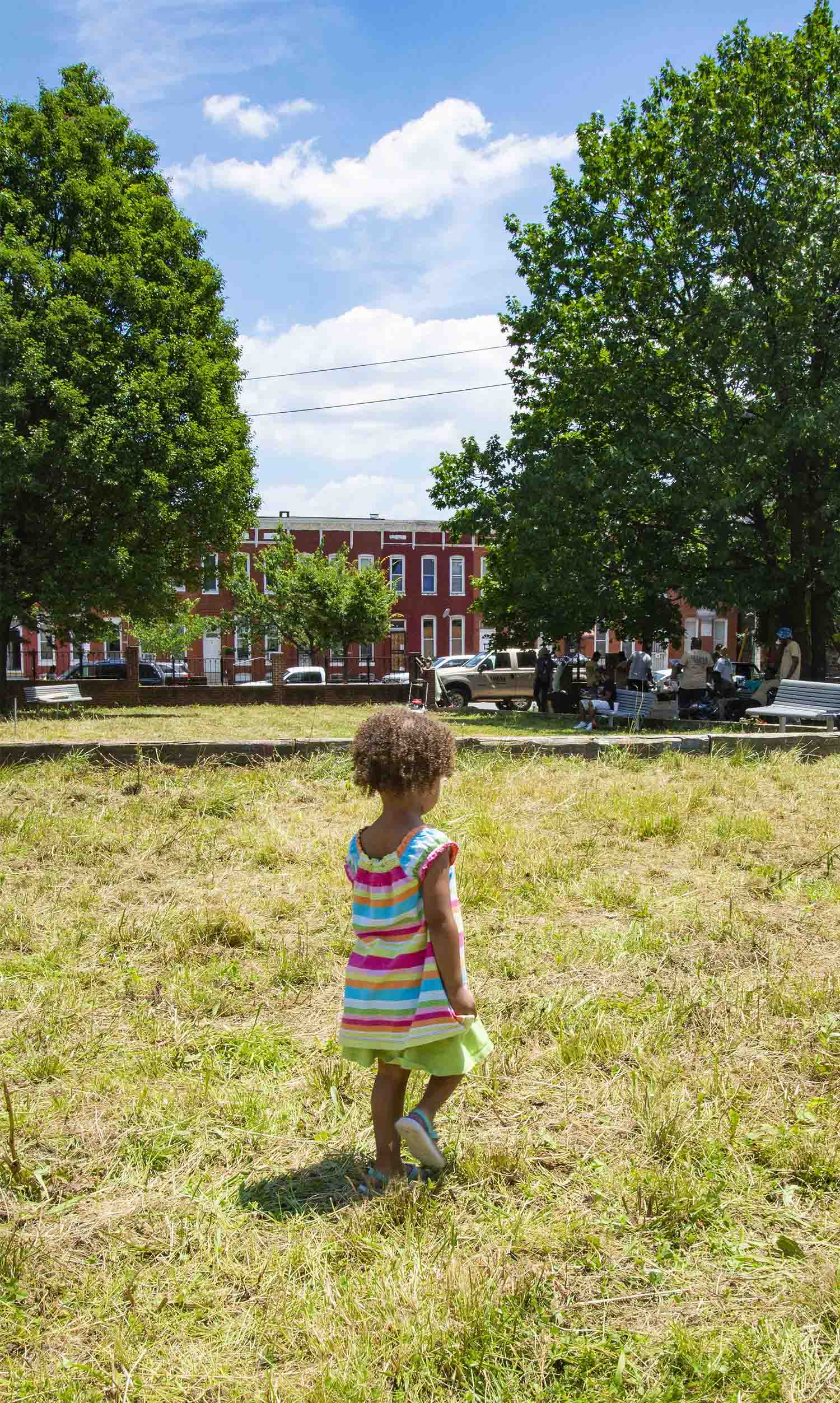 West Baltimore, Future Park