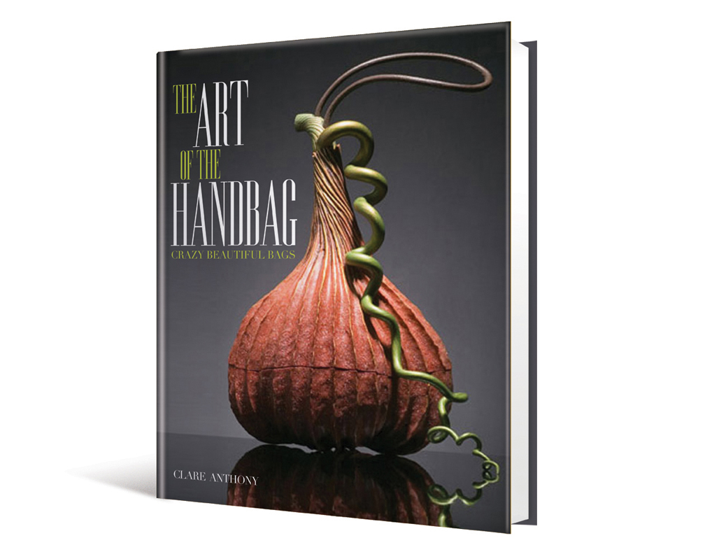 Peek.    Here's another peek at   The Art of the Handbag  , coming this Fall from Race Point Publishing. Keep an eye out for more in the next few days!
