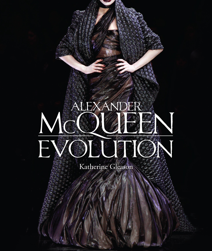 A labor of love.    Working with The Book Shop, LTD. and Race Point Publishing, I just completed this amazing book chronicling Alexander McQueen's runway moments. Be on the lookout in October!