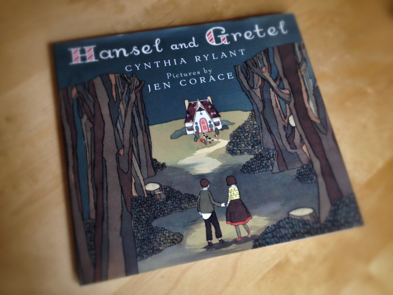 Today's Illustrator Crush. Jen Corace.    When I was at Disney Publishing, Disney Hyperion published a beautiful, Cynthia Rylant authored, Jen Corace illustrated edition of Hansel and Gretel. Ever since, I've been a Corace fan!   I love this cover art.