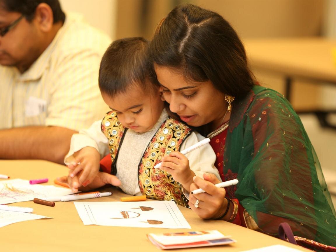 Museum of Fine Arts, Boston - 11/30/19Celerate Diwali with Bharat Babies