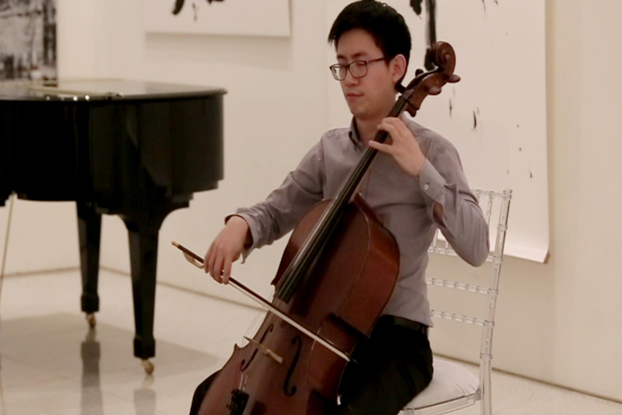 Performance by Lin Juan