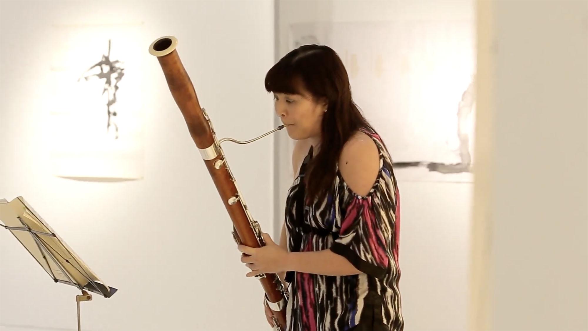 Performance by Jo Anne Sukumaran