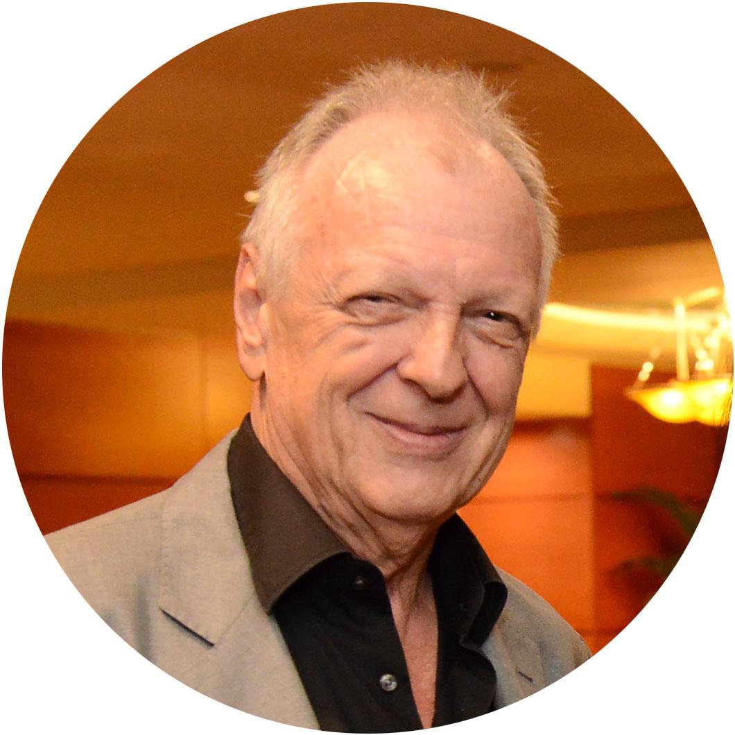 Jacques Merkt    Founder