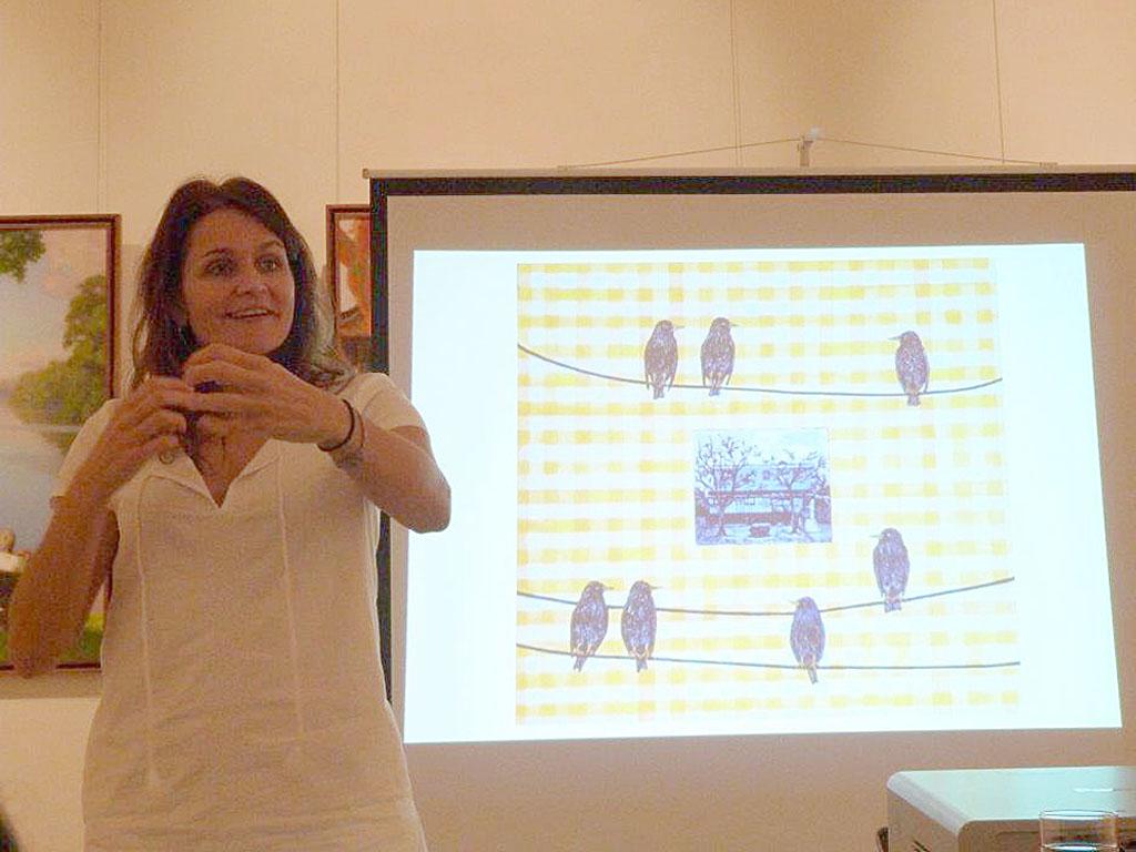 Artist Talk by Lynn Johnson