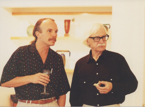 Thomas O'Donovan and Imero Gobbato, 1980s