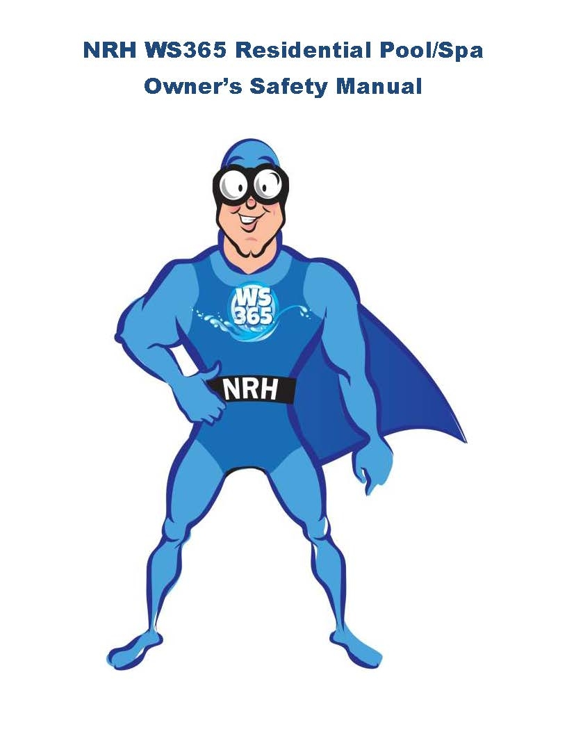 Residential Pool Owner's Safety Manual