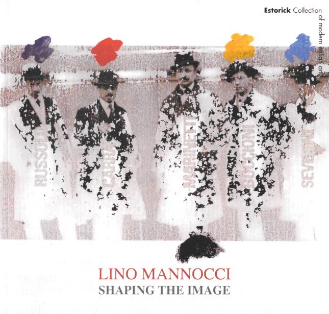 Copy of Lino Mannocci: Shaping the Image At Estorick, London