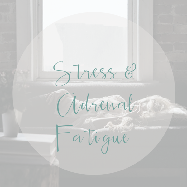 Are you feeling as stressed out as the rest of us? This blog post is perfect for busy and stressed out women who feel burnt out! Learn how your adrenal glands may be to blame!