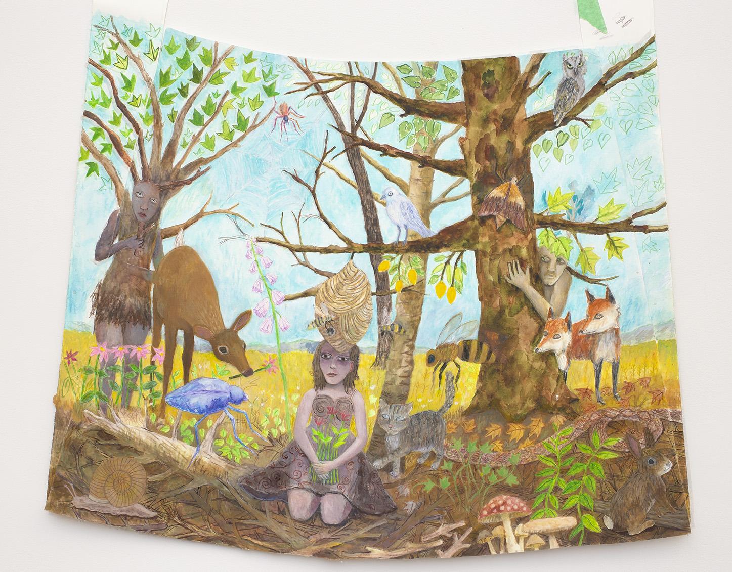 All The World Original Watercolor Lo Res.jpg