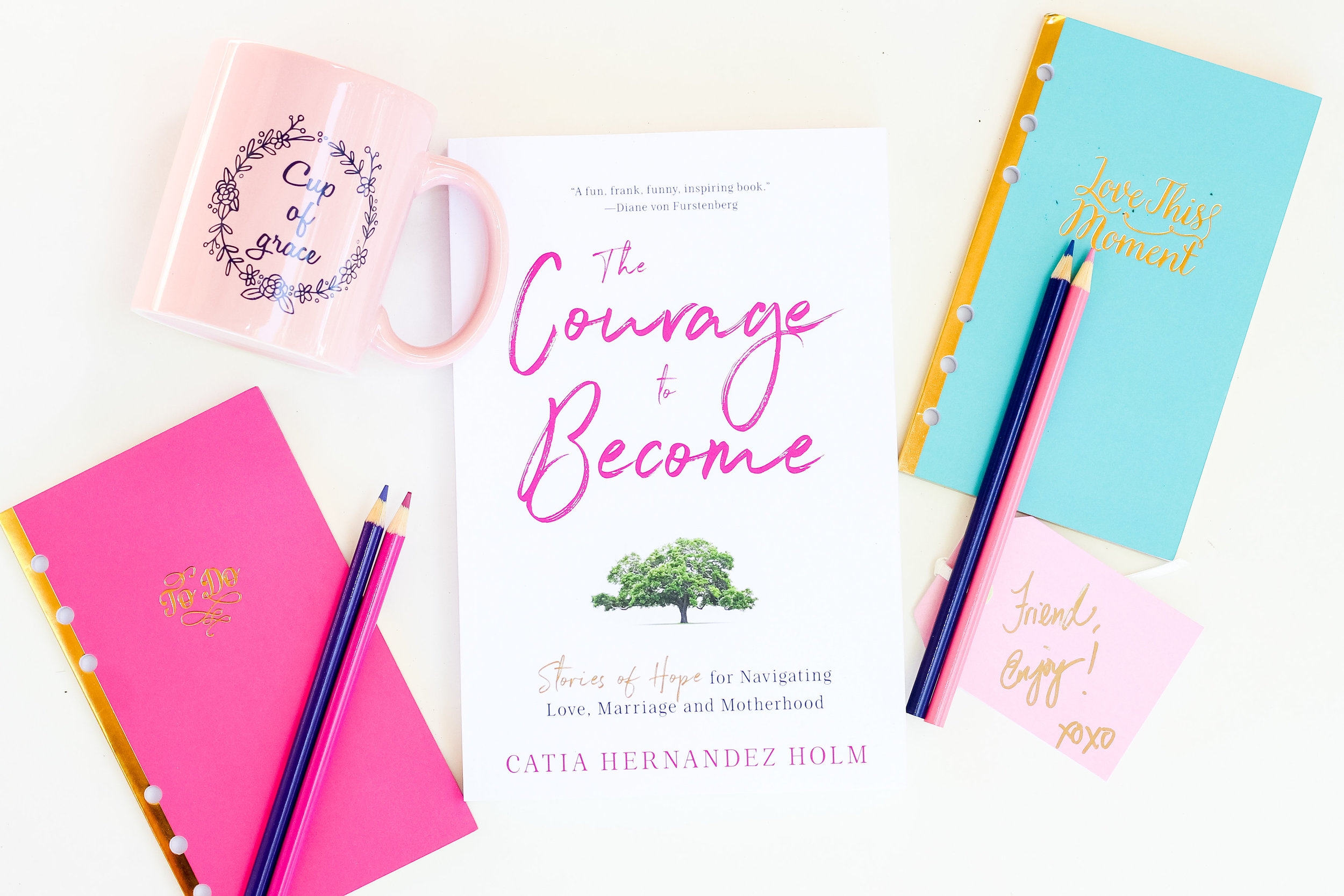 The Courage to Become Book -