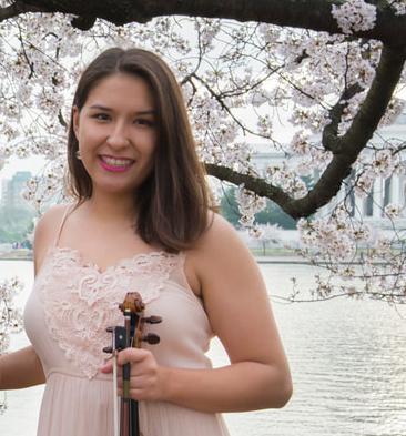 Celaya Kirchner, violin