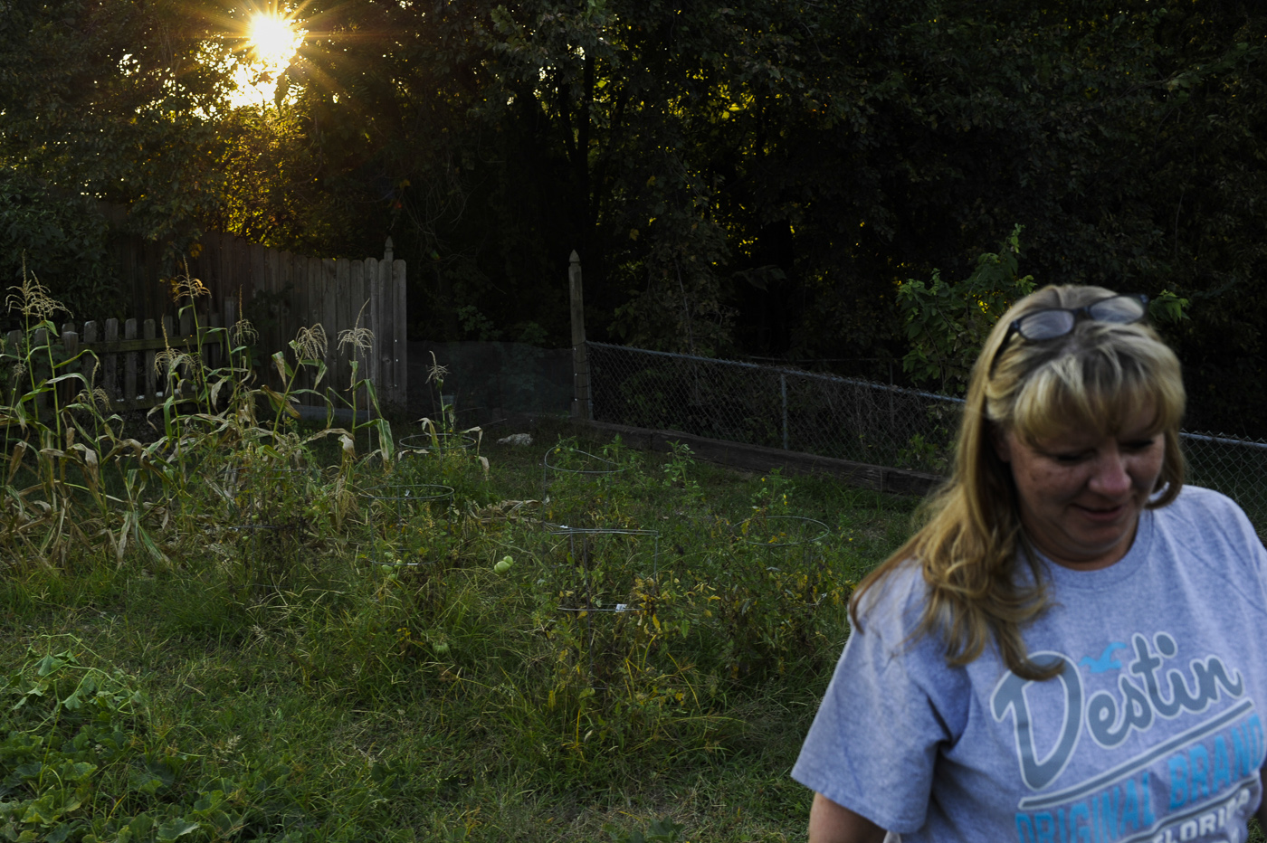 2013's harvest yielded more tomatoes then Detective Nancy Penrod's family could eat. In 2014 however, her garden has gone neglected as the only other Crimes against persons detective in Platte County is out on maternity leave.