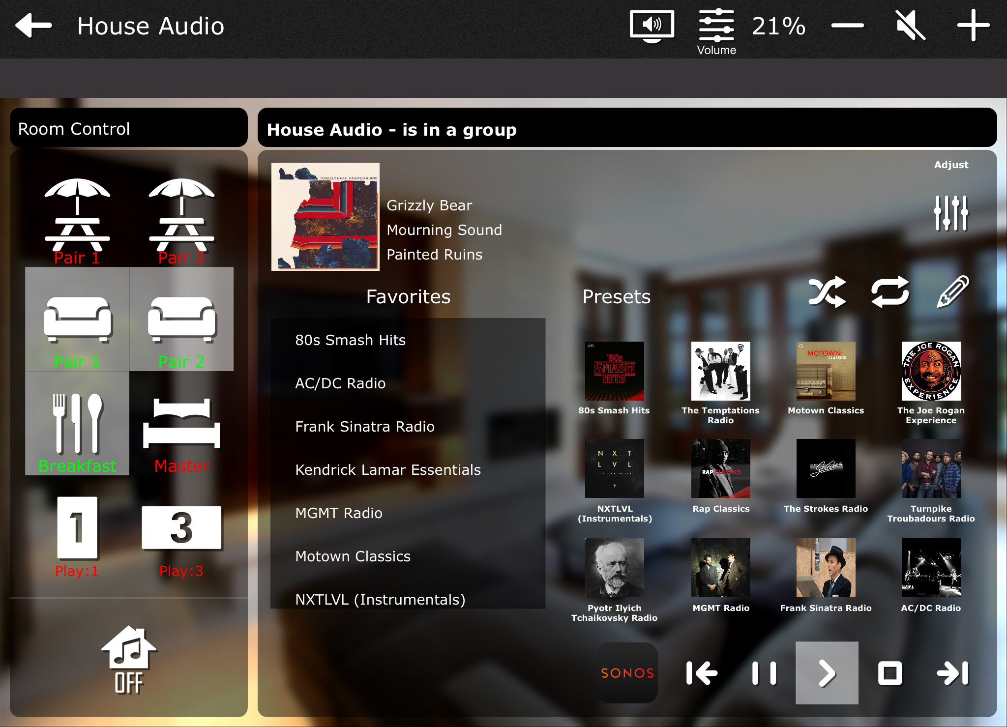 Austin Audio Automation