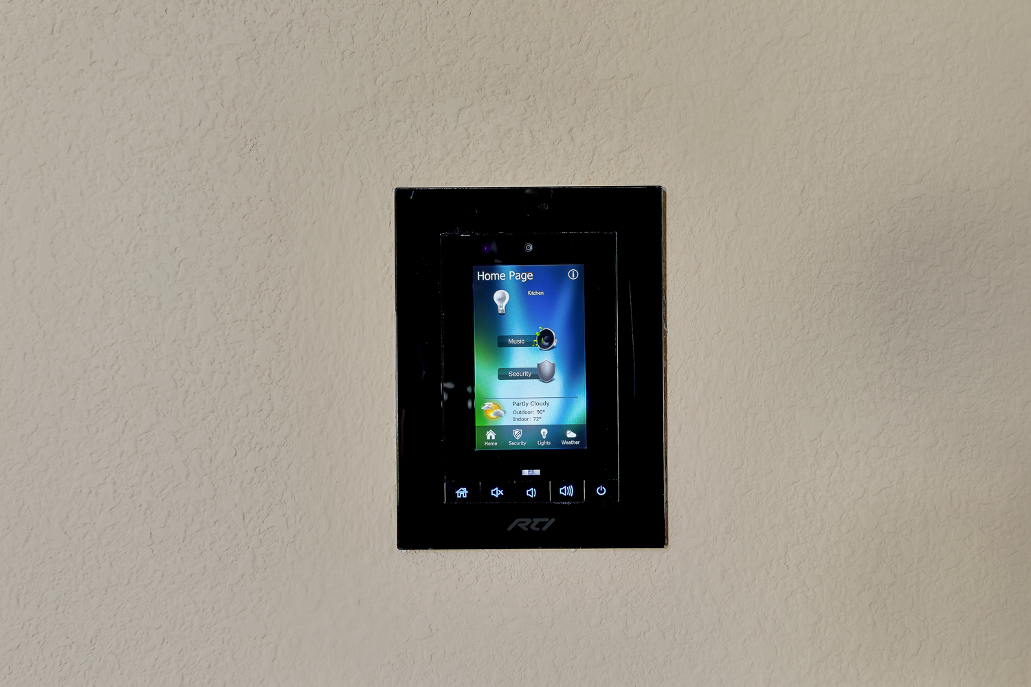The In-Wall Home Automation Controllers by RTi