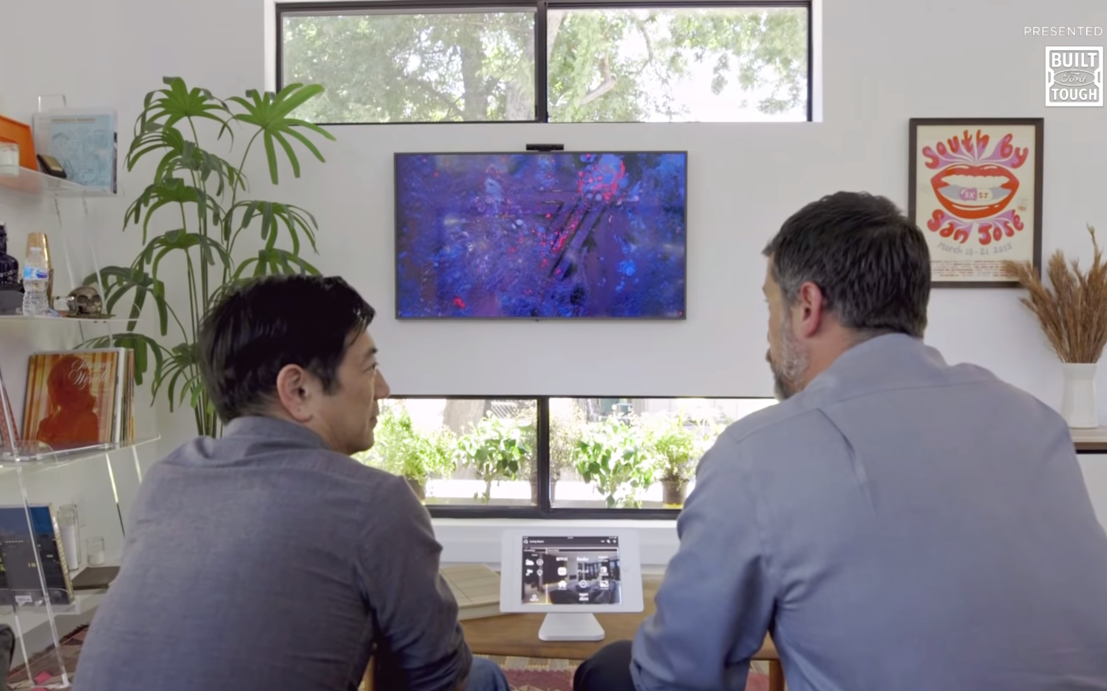 "Welcome to the ""Home of the Future"" in Austin Texas. A show about Smarter Homes, featuring Grant Imahara and Smarter Homes owner Pete Sandford. watch Season One on  YouTube"