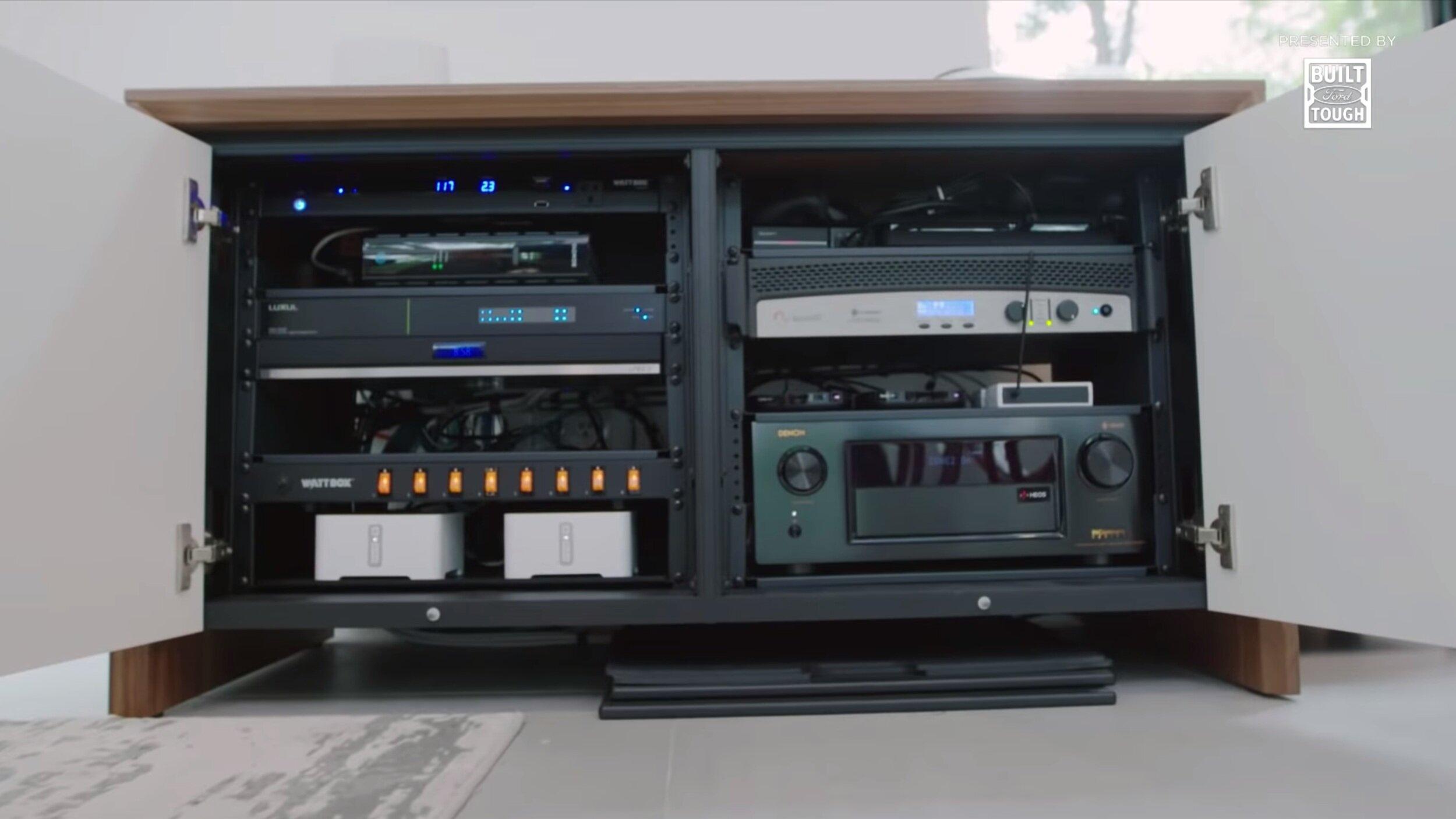 Audio Systems Installation Austin
