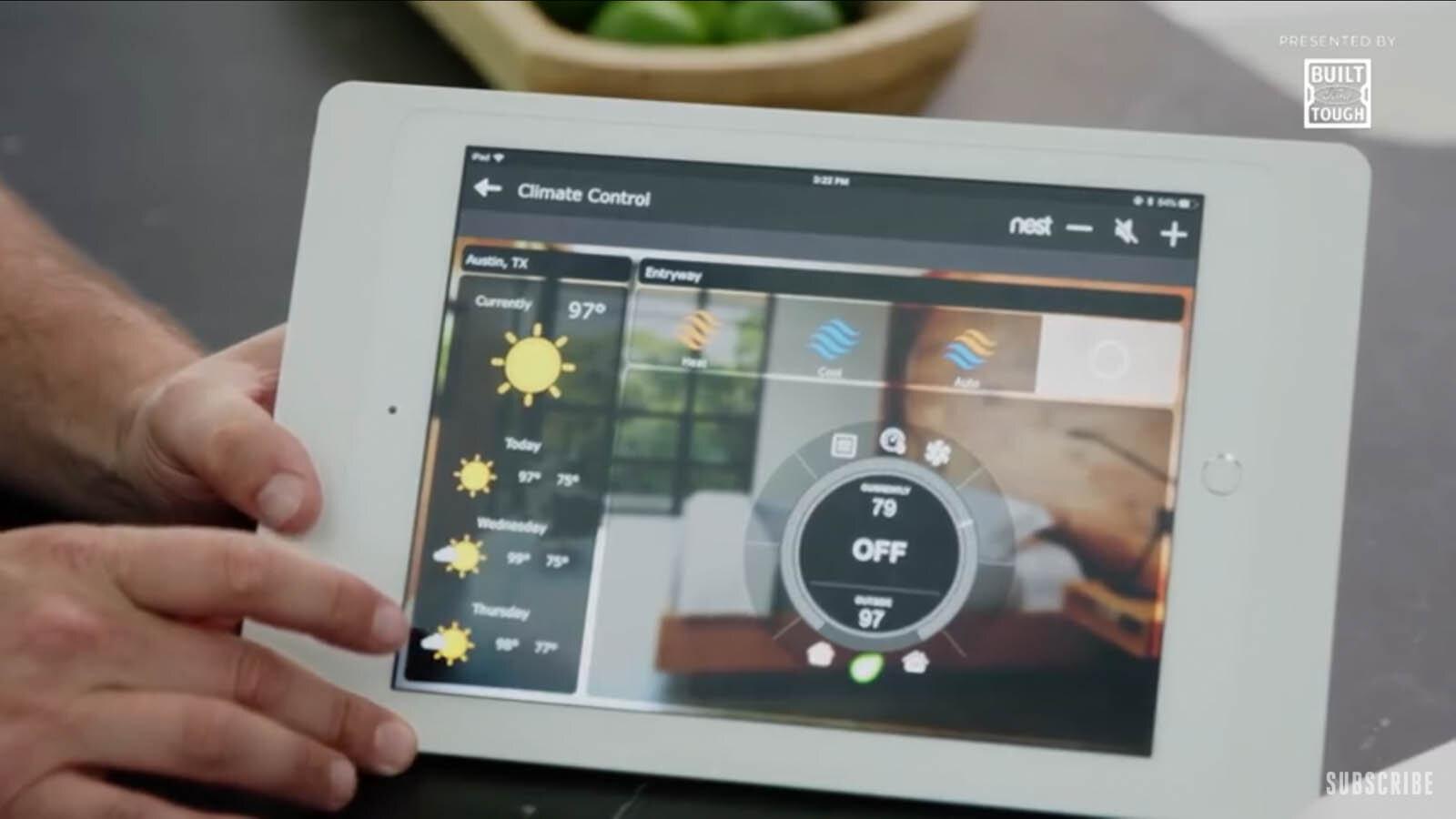 Austin Home Automation Comfort Control