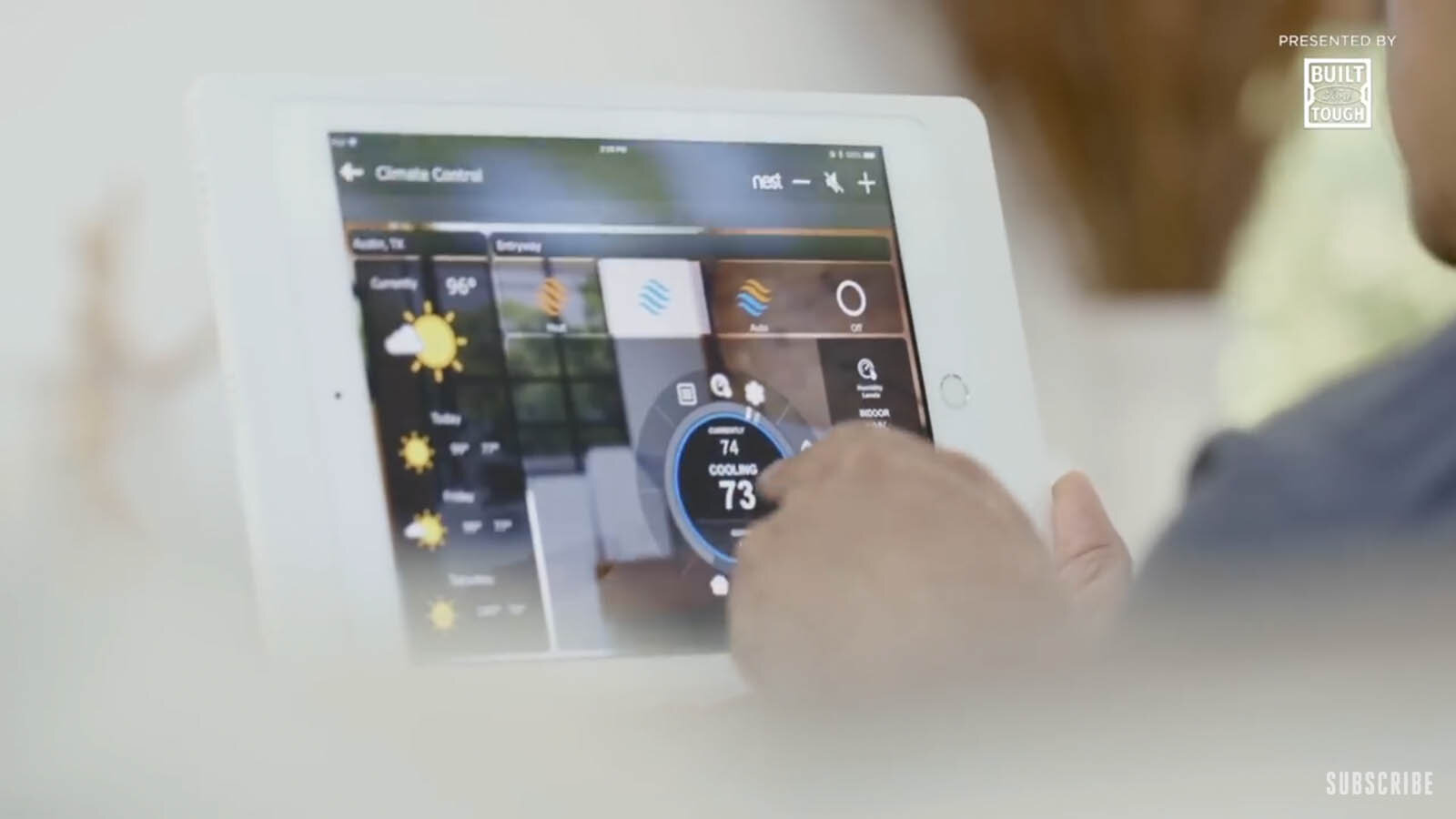 Home Automation -Thermostat App Control | Austin Texas