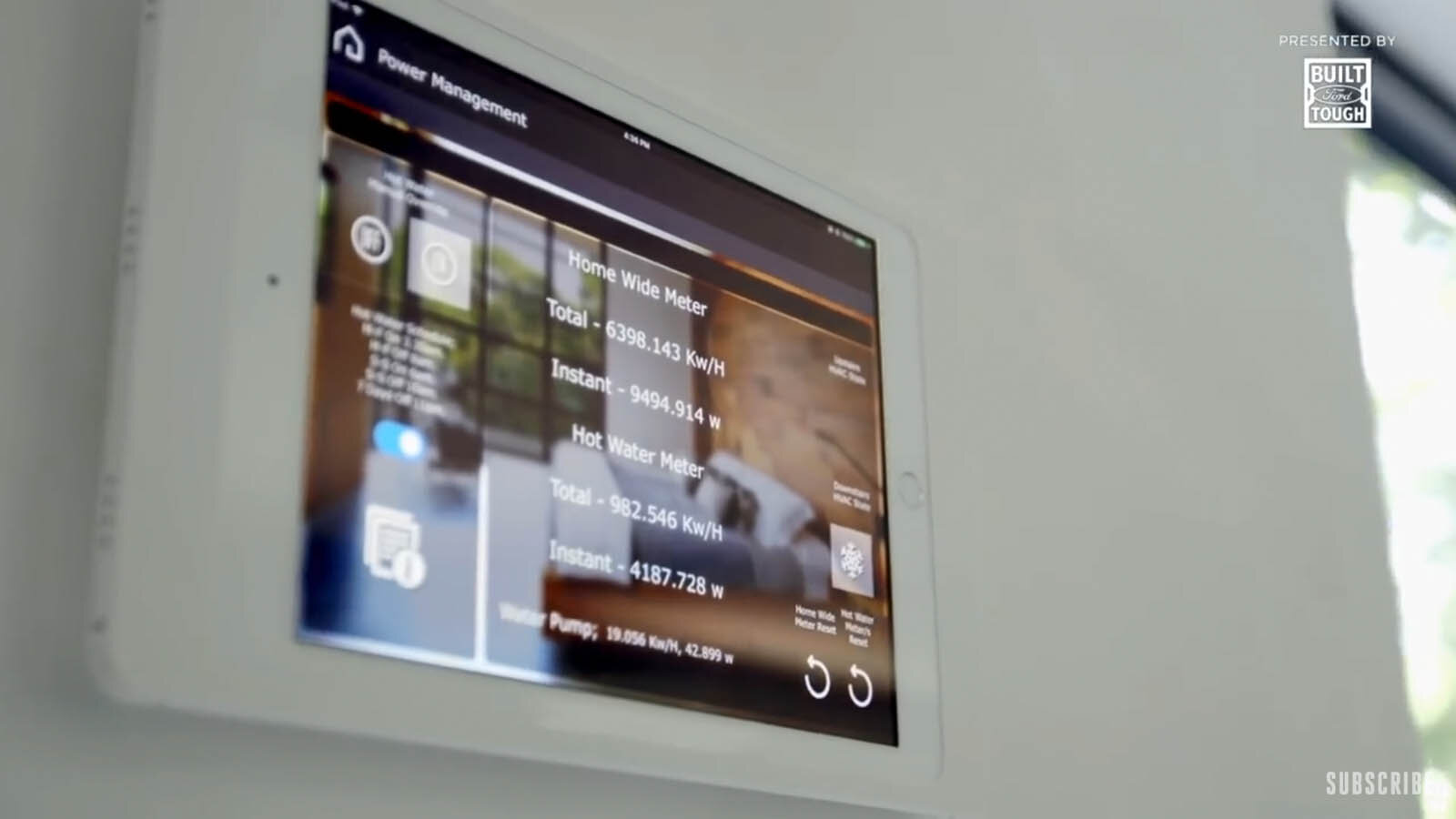 Home automation - wall controls | Austin Texas