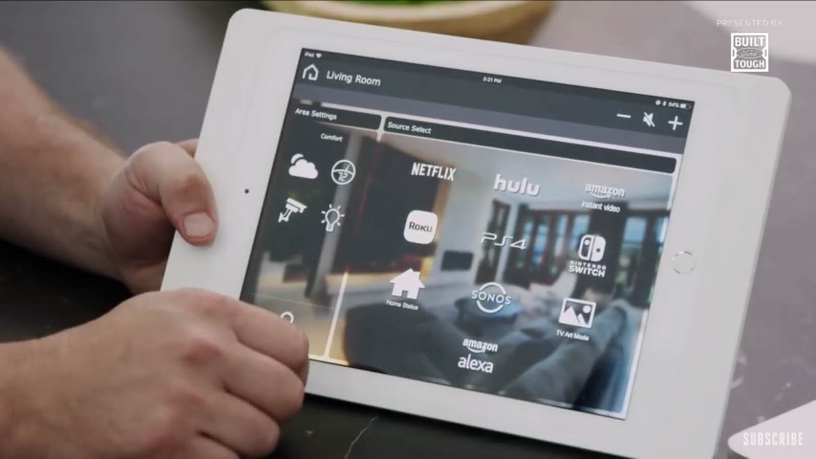 App control make home automation effortless - Navigate all the advanced features of your Austin Texas smart home with convenient ease of use. Your all in one smart app can be used both inside and away from your home system.