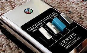 Retro TV Remote