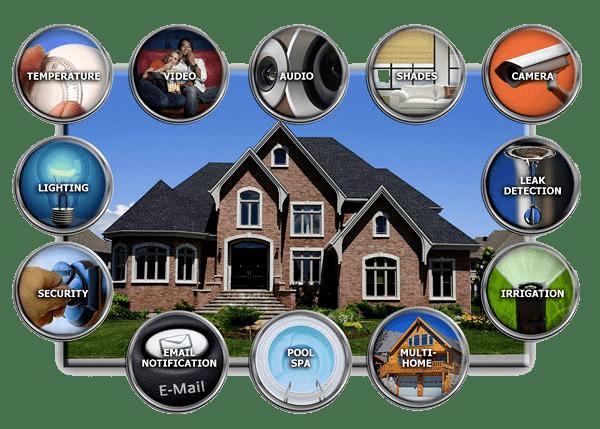 Luxurious Whole home Automation - We create luxurious smart home automation that caters to you.