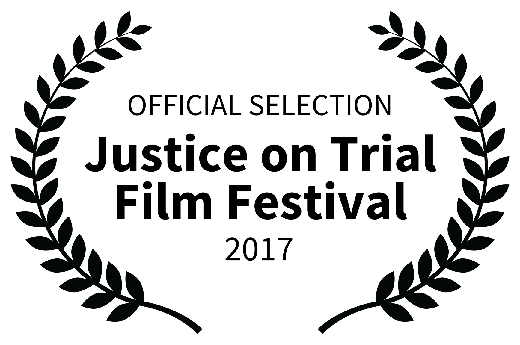 OFFICIAL SELECTION - Justice on Trial Film Festival - 2017.png