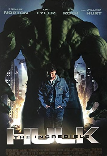 #23 The Incredible Hulk -No one's favorite. Well, except maybe that one weird friend likes to be a contrarian a-hole. -