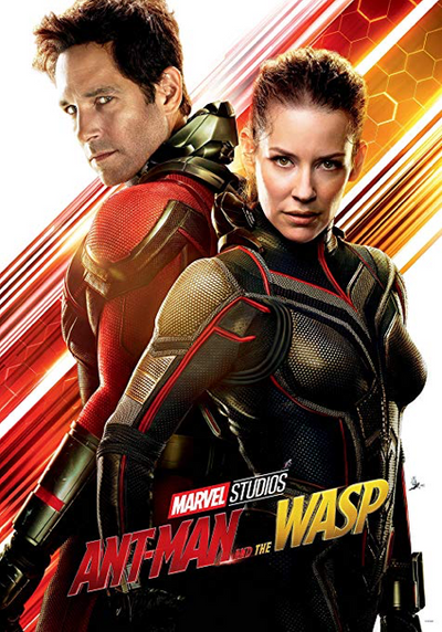 #19 Ant-Man & The Wasp - The team-up was more fun this time around. But, again, It's the Paul Rudd towel set analogy. But now with matching washcloths. But hey, at least Wasp was better than Ant-Man in every way. -