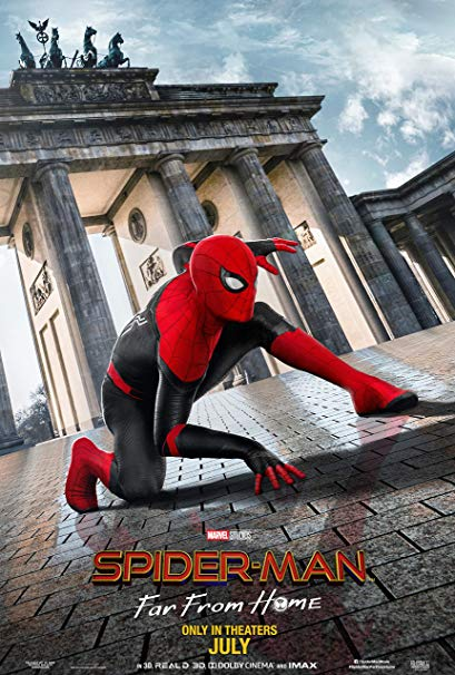 #16 Spider Man: Far From Home - What? Middle of the pack? Yeah. I was honestly bored through some of it. The teen drama was like a not funny Eurotrip. The movie had its moments, but nothing that made it exceptional. The growing out of (and into?) Tony's shadow was touching though. -