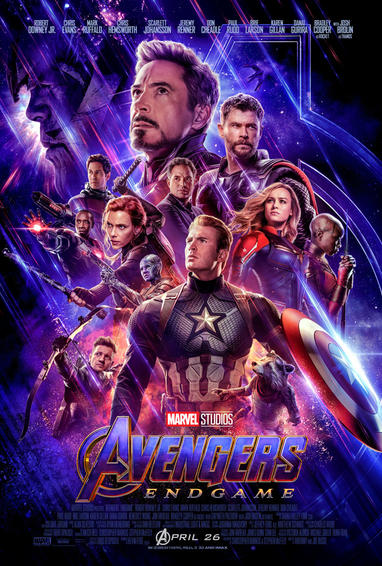 #9 Avengers: Endgame - What is there to say? I HATED the plot. But I LOVED the emotional payoffs. And as the final note of The Ballad of Tony Stark played, I nodded. You can rest now Tony . . . sniff. -
