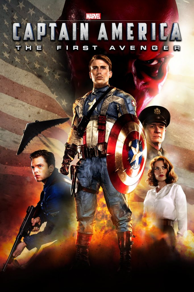 #4 Captain America: The First Avenger - No, I'm not crazy. I love this movie. Growing up, I hated Cap. And in no way expected the jock with a banana in his ass from Not Another Teen Movie to impress me. I was wrong. Evan's earnest portrayal won me over. And, the good guy kinda loses in this one. -