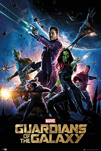 #2 Guardians of the Galaxy - As you can see by now, personal stories hit home with me. And when this movie was pitched, folks scoffed. When it opened with a dying mom, they gasped. The comedic flow from broken person to broken person captivated me. And ending in a dance off? Well, it won me, and most of the world, over. -