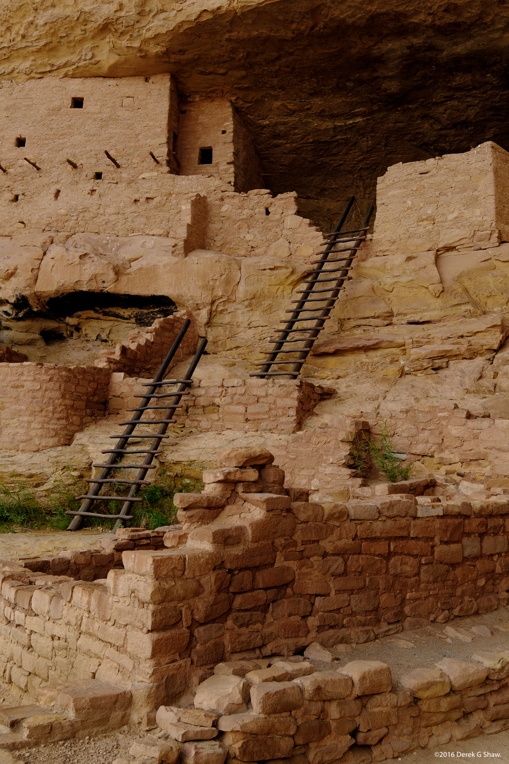 Replica of Ancient Ladders #1