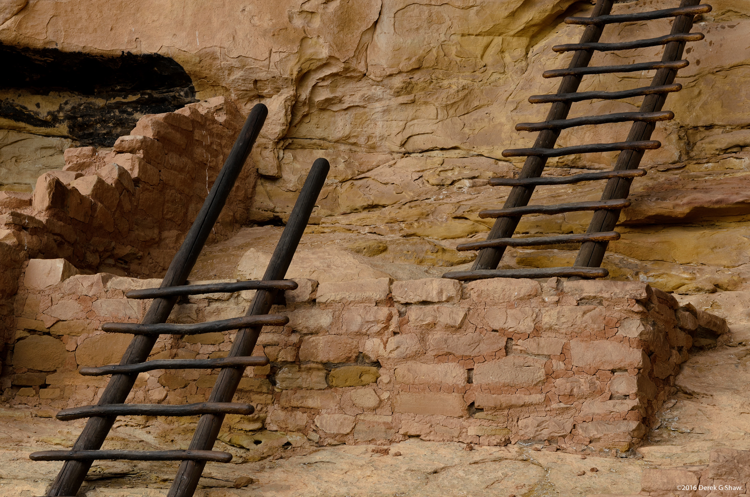 Replicas of Ancient Ladders #2