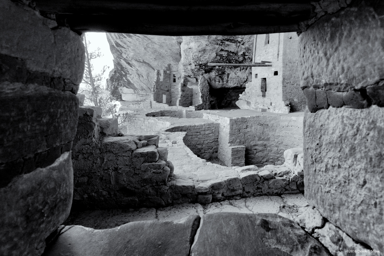 View Into Balcony House