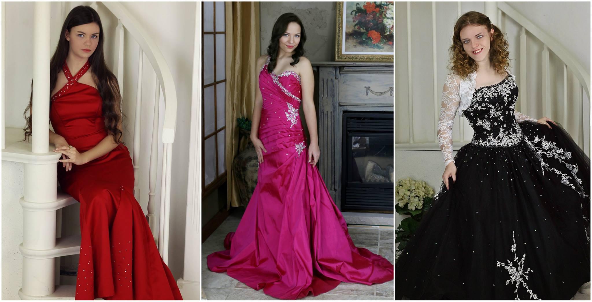 Tre Principesse members - Tatiana, Agne G, Anastasia Lee, Marie.
