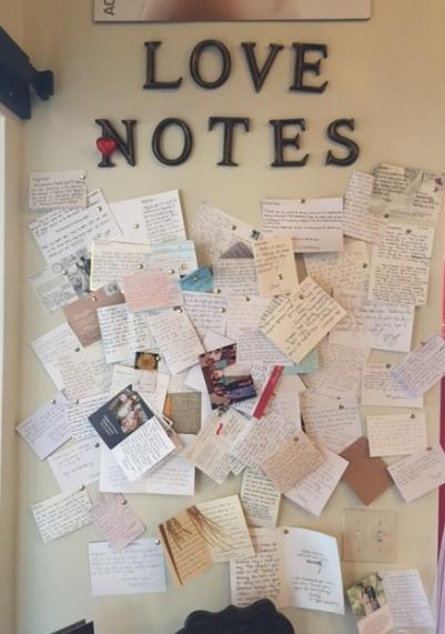 Love Note wall Photo.JPG