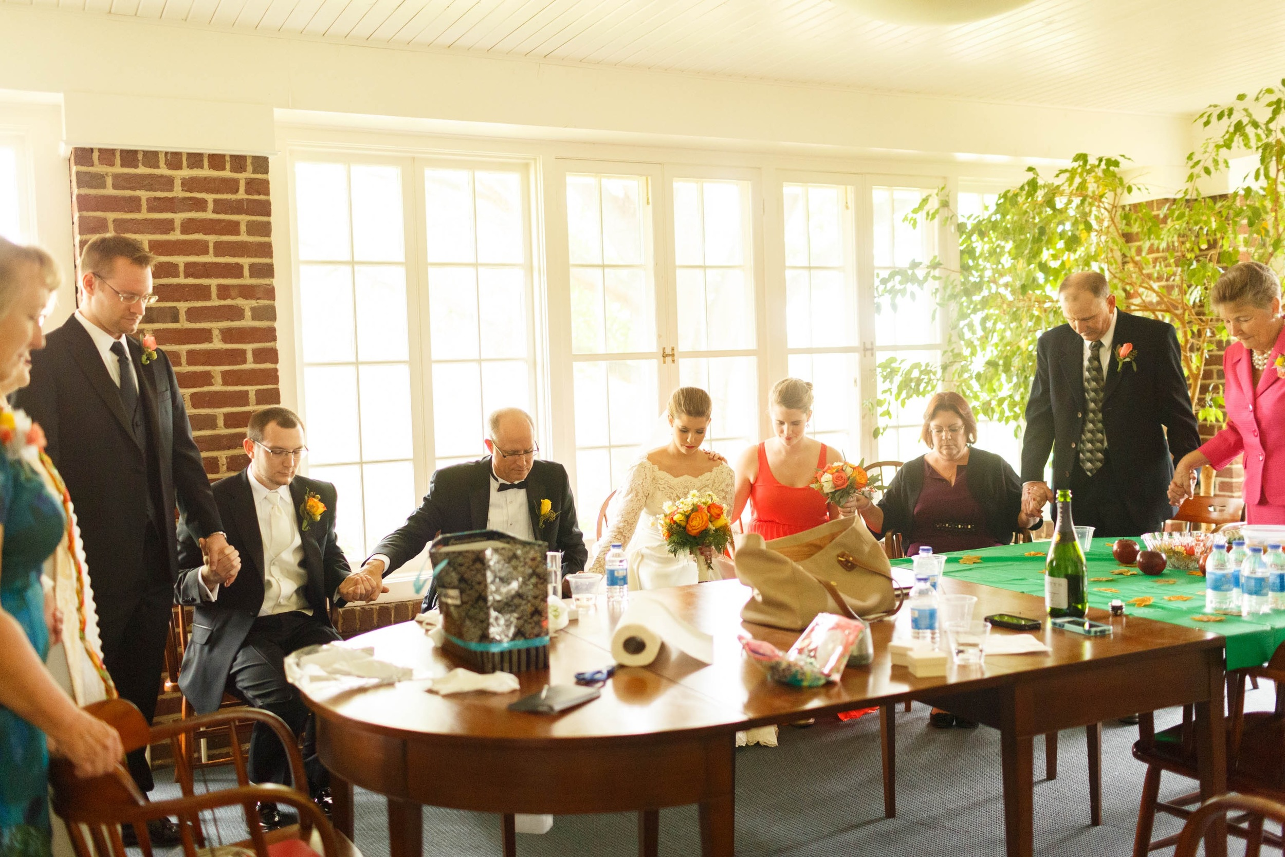 My 5 Favorite Photographed Moments of Our Wedding - Chickadee Events