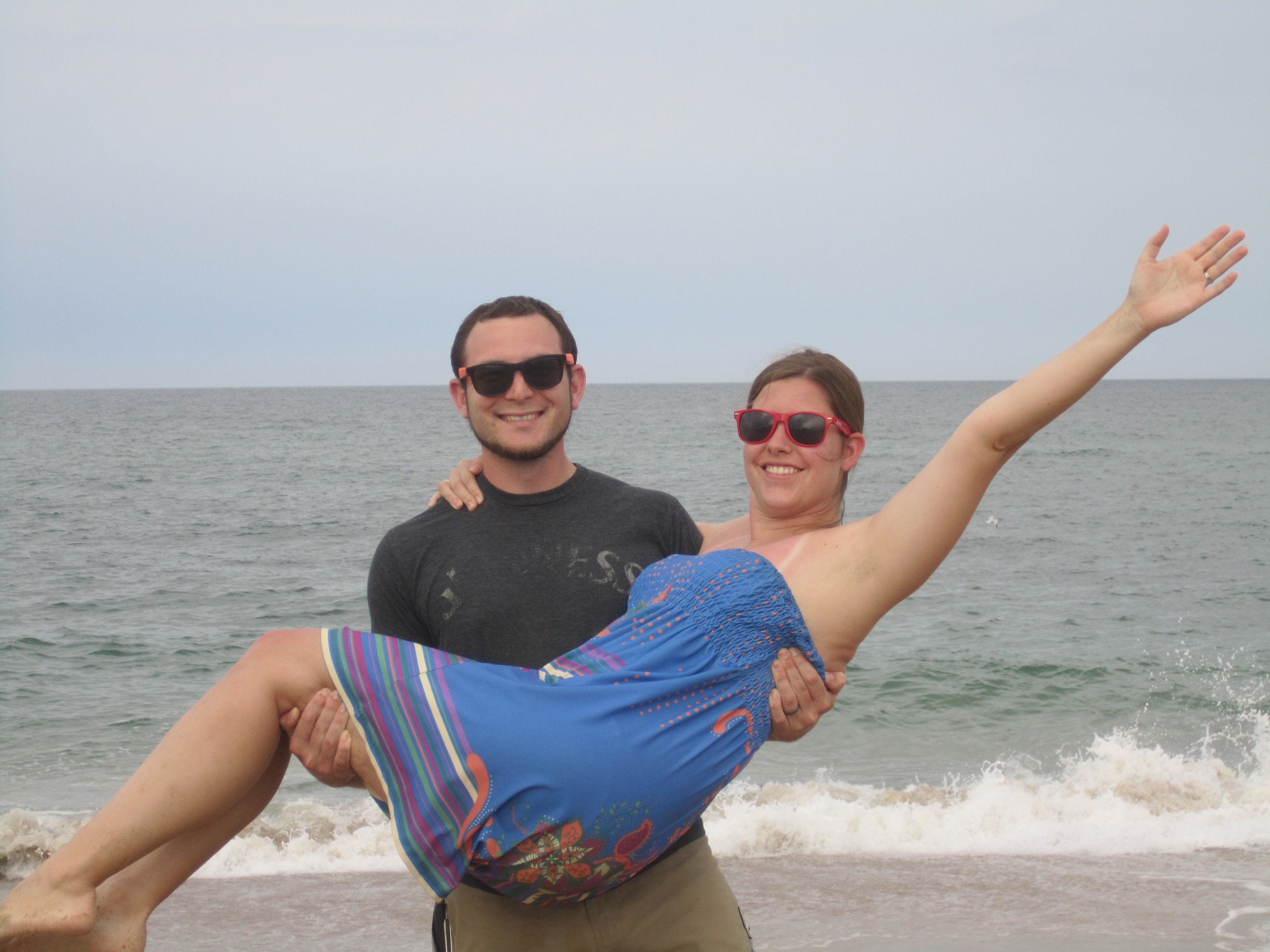 Hanging out in the OBX!