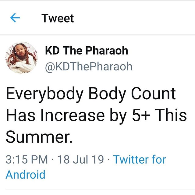 🤷♂️ Don't Argue With Me, Argue with The 5 People Y'all Slept With This Summer 😂