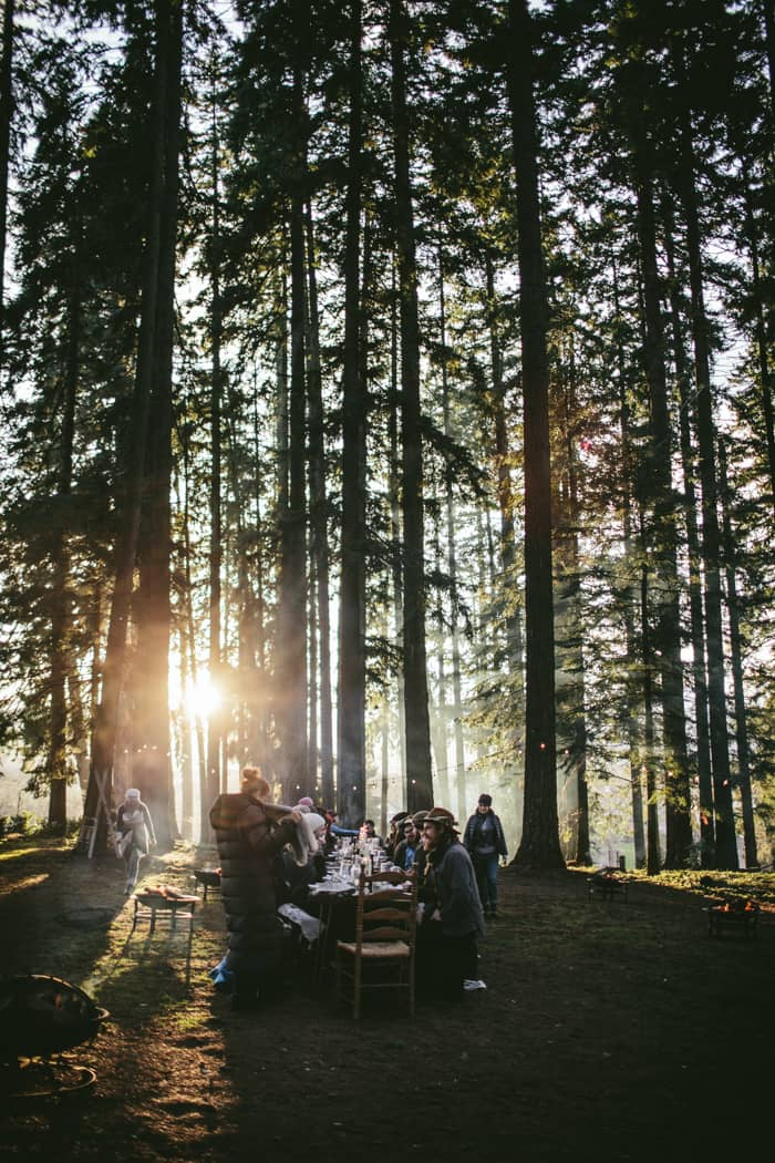 Tournant Destination dining - co-creating your own immersive dining experience