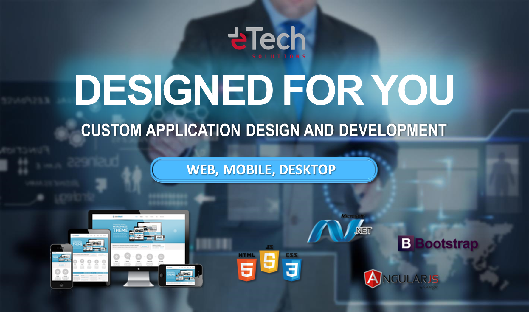 Custom Programming, Software Programming, App Development