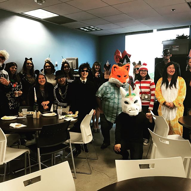 Happy Halloween 🎃 from the #CherokeeUSA team! #CherokeeFeelsGood