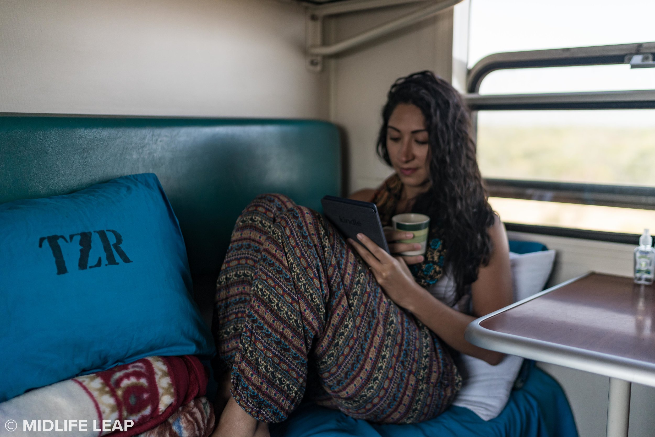 My Kindle saved my life
