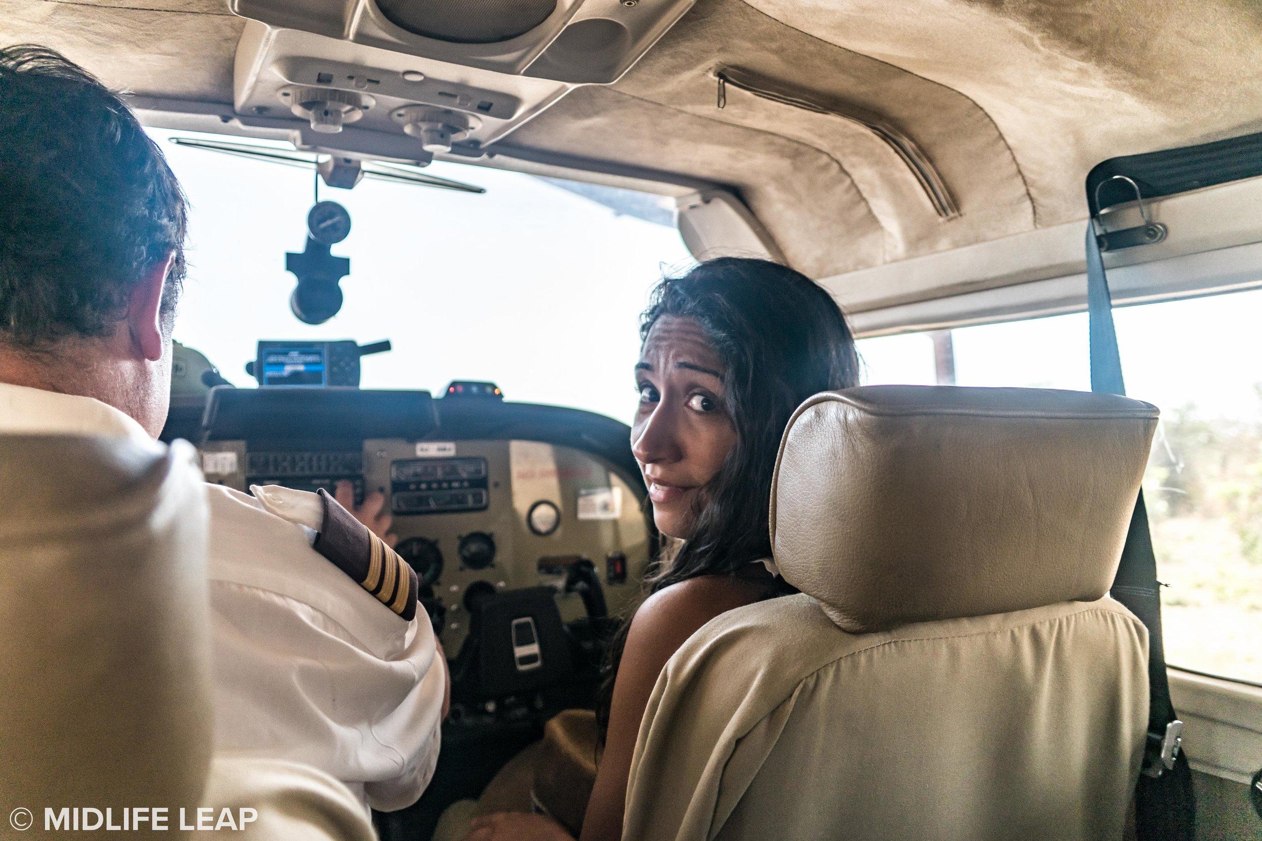 A confident co-pilot